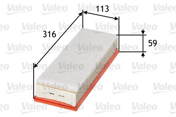 VALEO 585015