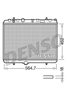 DENSO DRM21055