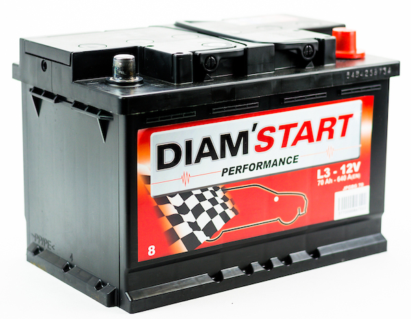 Batterie voiture pour OPEL ZAFIRA II 1.6 94CV WDA