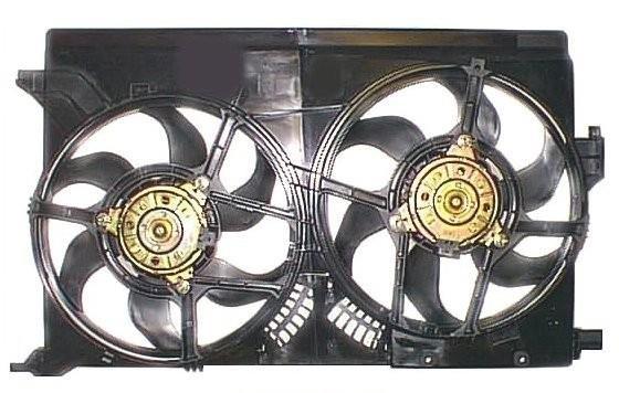 ventilateur refroidissement du moteur pour opel vectra c. Black Bedroom Furniture Sets. Home Design Ideas