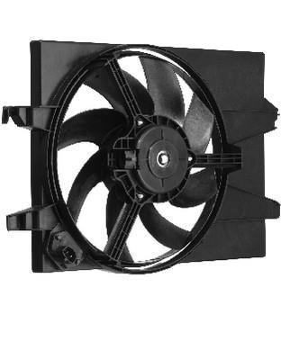 ventilateur refroidissement du moteur pour ford fiesta v jh jd 1 4 tdci. Black Bedroom Furniture Sets. Home Design Ideas