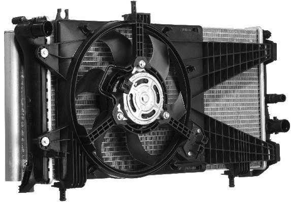 ventilateur refroidissement du moteur pour fiat punto 199 grande 1 2. Black Bedroom Furniture Sets. Home Design Ideas