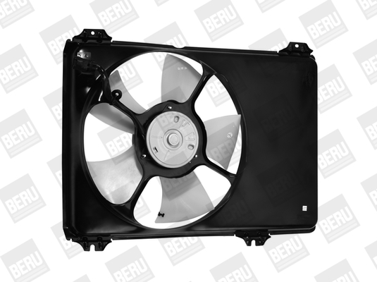 ventilateur refroidissement du moteur pour suzuki swift iii sg 1 3 ddis. Black Bedroom Furniture Sets. Home Design Ideas