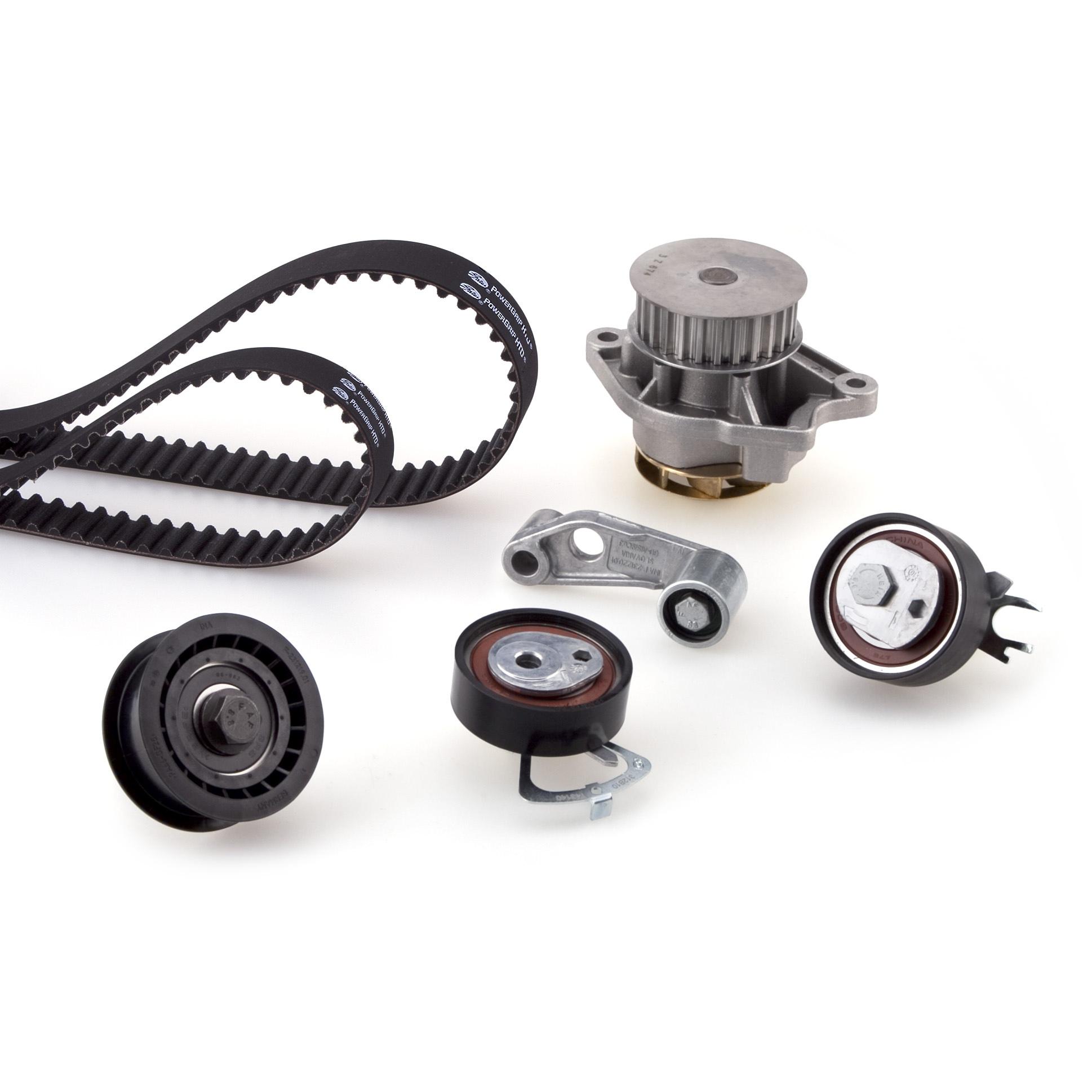 pompe eau kit de courroie de distribution pour volkswagen golf iv 1j1 1 4 16v. Black Bedroom Furniture Sets. Home Design Ideas