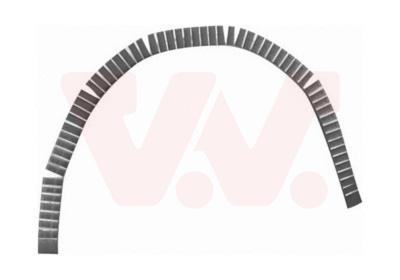 Panneau latéral VAN WEZEL 9901149 d'origine