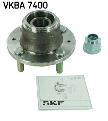 Roulement de roue (à l'unité) SKF VKBA 7400
