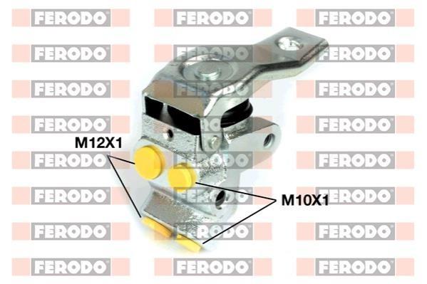 Régulateur (correcteur) de la force de freinage FERODO FHR7132