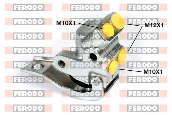 Régulateur (correcteur) de la force de freinage FERODO FHR7137