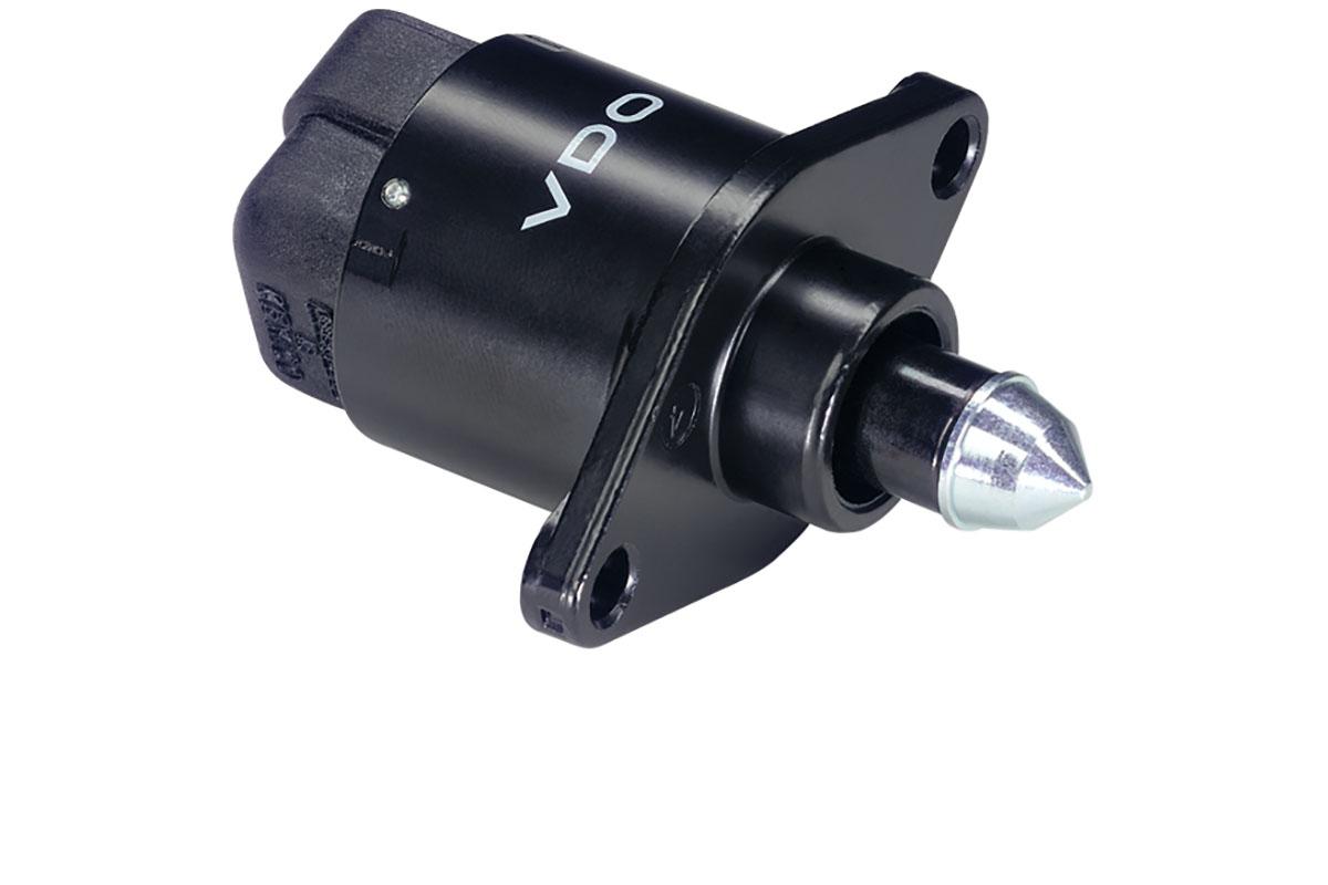 Valve de réglage du ralenti, alimentation d'air VDO D95177 d'origine
