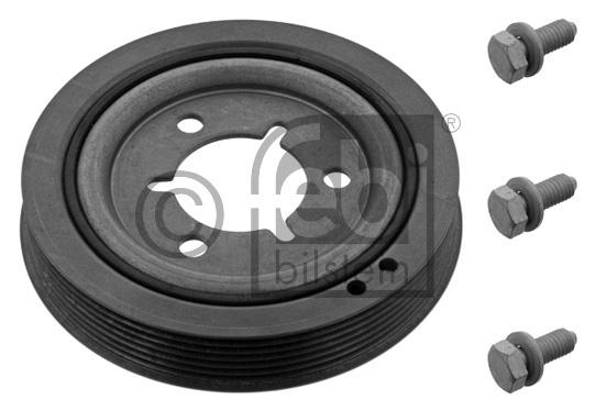 poulie damper pour peugeot 307 cc 1 6 16v. Black Bedroom Furniture Sets. Home Design Ideas