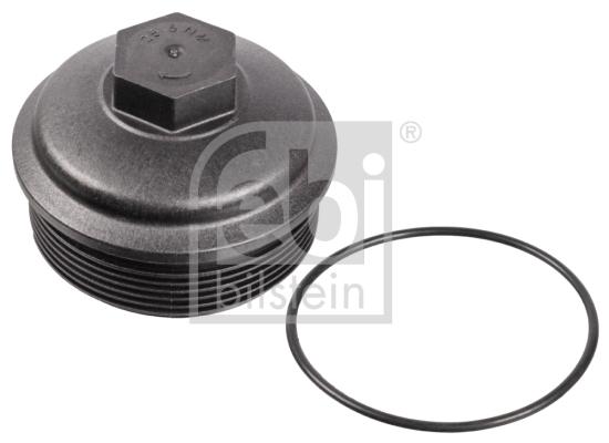 Couvercle, boîtier du filtre d'huile FEBI BILSTEIN 39699 d'origine