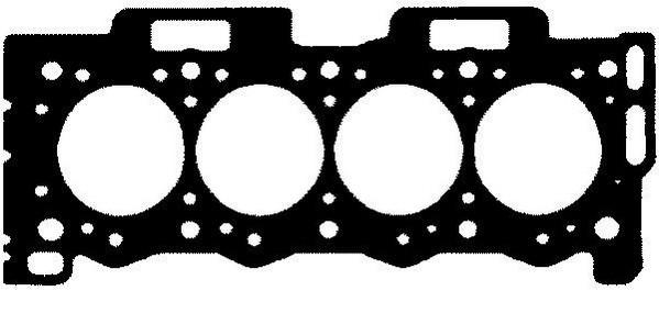 joint de culasse pour peugeot 106 i 1 4 d. Black Bedroom Furniture Sets. Home Design Ideas