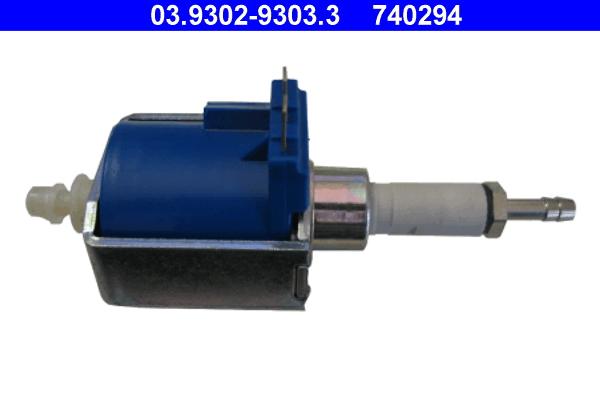 Pompe d'aspiration, auto-purgeur (hydraulique de freins) ATE 740294 d'origine