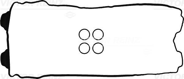 Jeu de joints d'étanchéité, couvercle de culasse REINZ 15-39646-01 d'origine