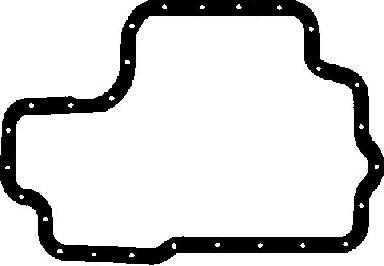 Joint d'étanchéité, carter d'huile REINZ 71-28536-00 d'origine