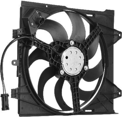 ventilateur refroidissement du moteur pour fiat 500 1 4. Black Bedroom Furniture Sets. Home Design Ideas