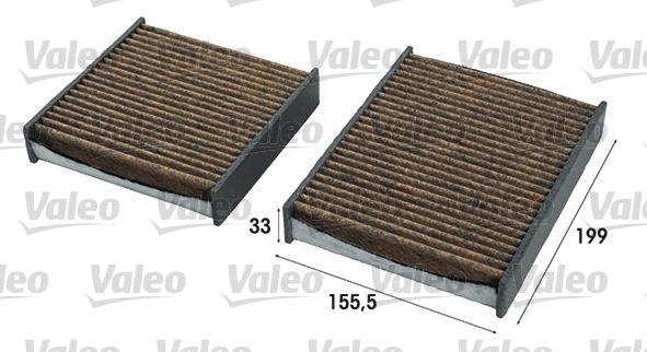 filtre air de l 39 habitacle pour peugeot 207 cc 1 6 hdi. Black Bedroom Furniture Sets. Home Design Ideas