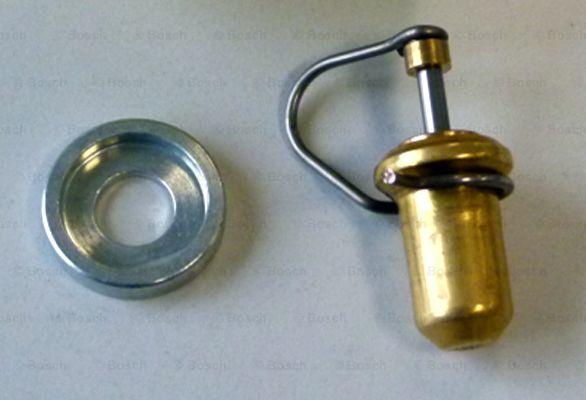 Thermostat, enrichissemt démarrage à froid BOSCH F 026 T03 038 d'origine