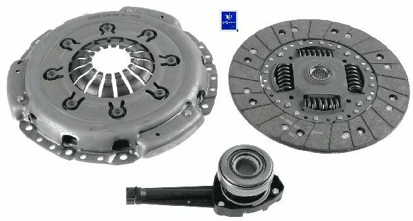 Kit d'embrayage SACHS 3000990101 d'origine
