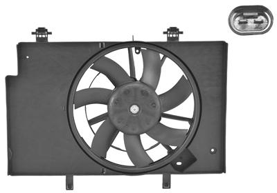 ventilateur refroidissement du moteur pour ford fiesta vi 1 4 tdci. Black Bedroom Furniture Sets. Home Design Ideas