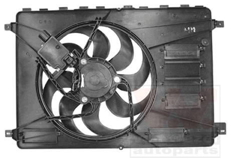ventilateur refroidissement du moteur pour ford s max 2 0. Black Bedroom Furniture Sets. Home Design Ideas