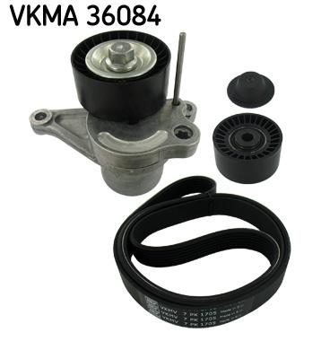 kit de courroies d 39 accessoires skf vkma 36084. Black Bedroom Furniture Sets. Home Design Ideas