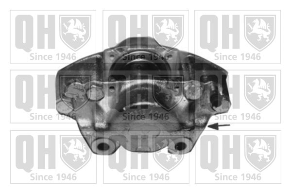 etrier de frein neuf quinton hazell qbs1643 dorigine quinton hazell. Black Bedroom Furniture Sets. Home Design Ideas