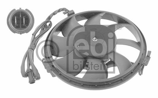 Ventilateur, refroidissement du moteur FEBI BILSTEIN 14746 d'origine