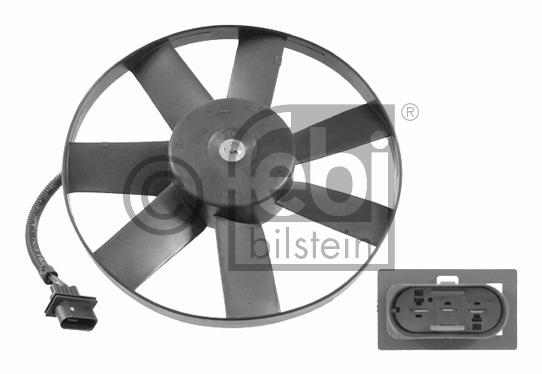 Ventilateur, refroidissement du moteur FEBI BILSTEIN 14748 d'origine