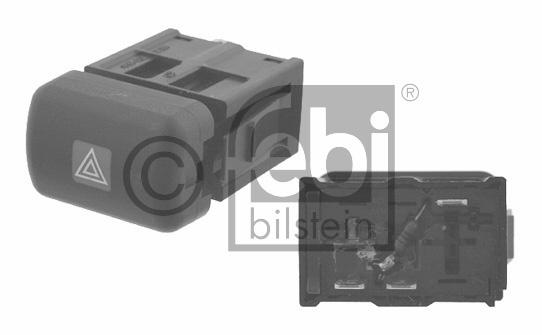 Interrupteur de signal de détresse FEBI BILSTEIN 17640 d'origine