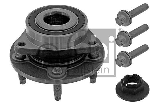 Roulement de roue (à l'unité) FEBI BILSTEIN 40099 d'origine