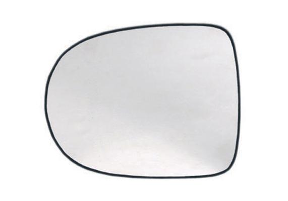 verre de r troviseur r troviseur ext rieur pour renault clio iii 1 5 dci. Black Bedroom Furniture Sets. Home Design Ideas